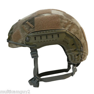 OPSUR-TACTICAL HELMET COVER FOR OPS-CORE FAST HELMET IN A-TACS AU-ML