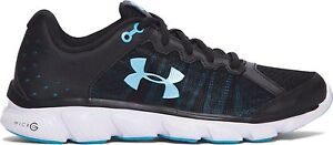 NEW WOMENS UNDER ARMOUR W MICRO G ASSERT 6 RUNNING SNEAKERS SHOES - SZ 9