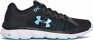 NEW WOMENS UNDER ARMOUR W MICRO G ASSERT 6 RUNNING SNEAKERS SHOES- SZ 7