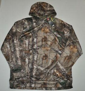 UNDER ARMOUR MEN'S 3XLT (TALL) COLDGEAR STORM1 ICON CAMO HUNT HOODIE NWT