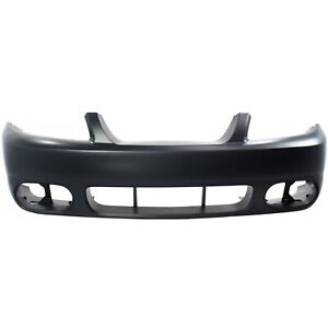 NEW Primered Front Bumper Cover for 2003 2004 Ford Mustang Cobra 2R3Z17D957BA $185.89