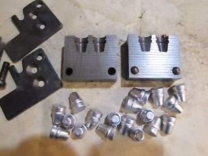 RCBS 45-201KT Double Cavity 45 ACP Target Bullet Mold Lead Bullet Casting Mould