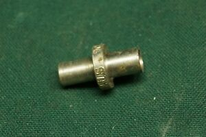 #473  Ohaus Bullet sizer Top Punch fits RCBS and Lyman lubricators