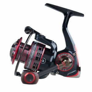 Pflueger President Limited Edition Spinning Reel in Red