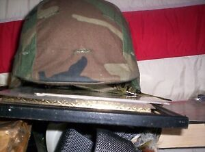 US Old Style Kevlar Helmet with Cover (No longer in use)