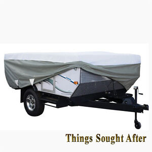 PolyPRO 3 POP-UP CAMPER COVER 10 11 12 FOLDING CAMPING TRAILER Storage Popup RV