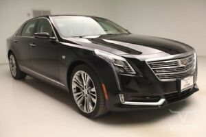 2017 Cadillac CTS  2017 Navigation Sunroof Heated Leather Rear Camera V6 Turbo Vernon Auto Group