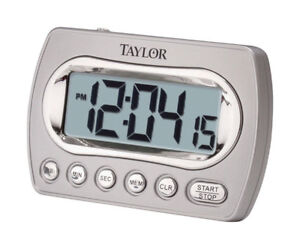Taylor Precision Products Digital Timer with Memory $10.69