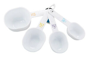 Good Cook Measuring Cup Set Plastic White $5.46