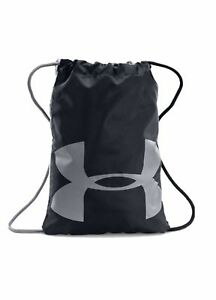 UNDER ARMOUR - SACCA OZSEE - SACKPACK - 45x355x5cm (15L) - 1240539-001 - BLACK