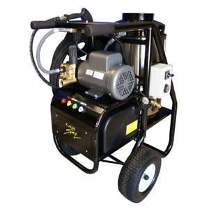 Cam Spray Professional 2700 PSI (Electric-Hot Water) Pressure Washer (230V 1-...