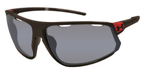 Under Armour 8600108 066101 strive satin carbon red frame multiflection lens new $67.99
