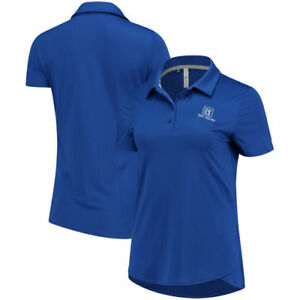 TPC River Highlands Under Armour Women's Leader Performance Polo - Royal
