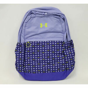 Under Armour Youth Girl's Backpack In Purple Ice