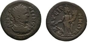 Ancient Rome 211 217 AD LYDIA THYATEIRA CARACALLA TYCHE $35.99