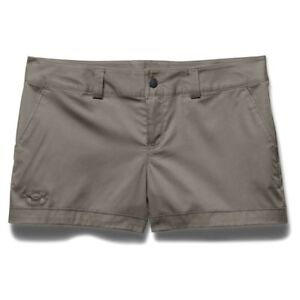 Under Armour Inlet Short - Women's Stoneleigh Taupe 2