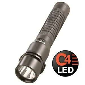 Streamlight 74300 Tactical Black Strion Rechargeable Flashlight LED Light