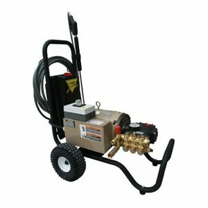 Cam Spray Professional 3000 PSI (Electric-Warm Water) Pressure Washer w Cont...
