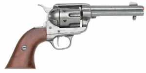 Denix M1873 Colt 45 Peacemaker Fast Draw Replica Antique Gray Finish $55.71