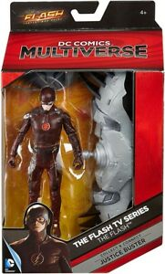 DC Flash TV Series Multiverse Justice Buster Series The Flash Action Figure