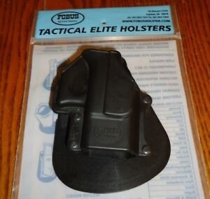 NEW FOBUS CONCEAL CARRY PADDLE HOLSTER FOR GLOCK 26 27 33 PISTOL ORIGINAL MODEL