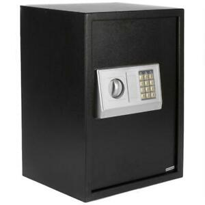 Large Digital Electronic Safe Box Keypad Lock Security Home Office Durable