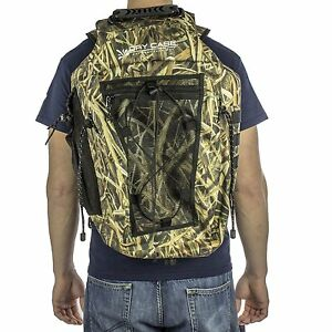 PREMIUM CAMO Waterproof BACKPACK DRY BAG 35L Portable Sack Boat Hunting Fishing