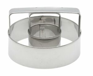 Mrs. Anderson#x27;s Baking 3 Inch Stainless Steel Donut Cutter $9.08