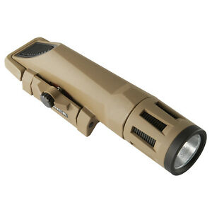 INFORCE WMLx 800 Lumen FDE Tactical Rifle Strobe Flashlight fits Picatinny Rails