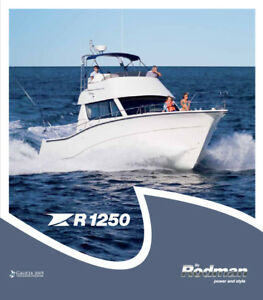 2004 RODMAN 1250 410WA Fishing Boat Offshore Diesel $150 $175K used market value