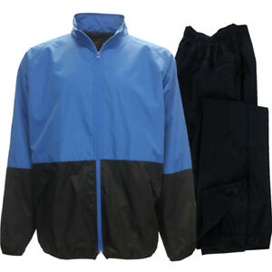 Forrester Men's Packable Breathable Waterproof Golf Rain Suit Brand NEW