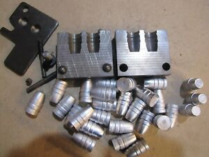 44 250 SWC RCBS Double Cavity Bullet Mold Lead Bullet Casting Mould
