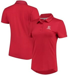 TPC Louisiana Under Armour Women's Leader Performance Polo - Red