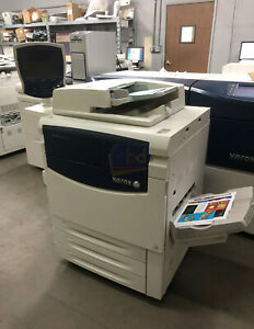 Xerox 700i Digital Press Color Laser Production Printer Copier Scanner 70ppm 700