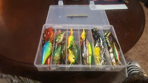 Fishing Lures Crankbaits jerkbait Lot #1 NEW!!!