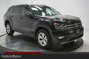 2018 Atlas SE CAMHTD STSKEY-GOBLIND SPOT3RD ROW STS Free Shipping to most Southern States. Call for Details.