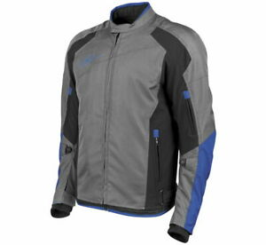 Speed & Strength Men's Sure Shot Textile Jacket 2XL BlueBlack 1101-0214-8056