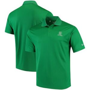TPC River Highlands Under Armour Performance Polo - Kelly Green