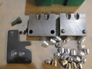 38 090 RN RCBS Double Cavity  Bullet Mold Lead Bullet Casting Mould
