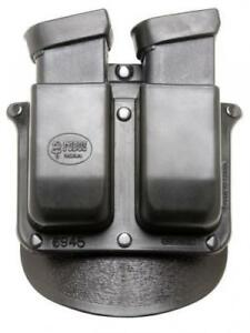 New Brand Fobus Para Ordnance Double Magazine Paddle Pouch Xg6945P