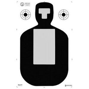 Southern Illinois Criminal Justice Qualification Target  Pack of 100