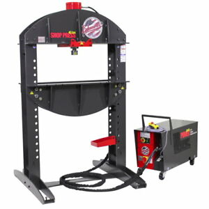 Edwards HAT4020 40 Ton Shop Press and Porta Power 3 Phase 230 Volt