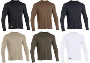 Under Armour 1248196 UA Loose Fit Tactical Tech LS Tee Shirt Long Sleeve T Shirt $25.99