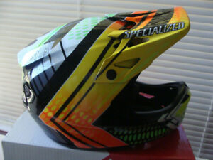 Specialized Dissident Troy Brosnan Signature MTB Cycling Helmet Size Large NEW