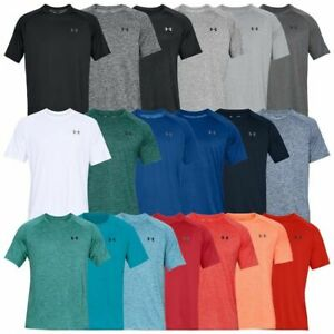 Under Armour 1326413 Mens Athletic Training UA Tech 2.0 T Shirt Short Sleeve Tee $21.39