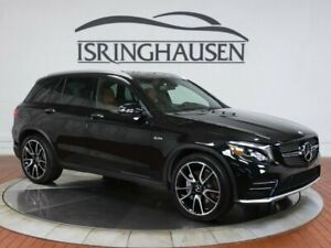 2019 Mercedes-Benz GLC AMG 43 2019 Mercedes-Benz GLC AMG 43 0 Obsidian Black Metallic Sport Utility Twin Turbo