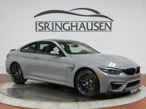 2019 BMW M-Models M4 CS 2019 BMW M-Models M4 CS 0 Lime Rock Grey (Special Order) 2 Door Coupe Twin Turbo