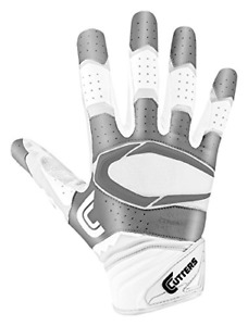 Cutters Gloves S451 Rev Pro 2.0 Receiver Gloves With C-Tack Grip Adult S