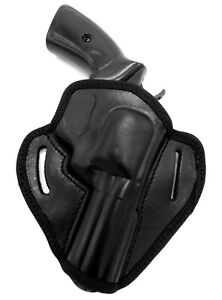 CEBECI Right Hand Leather OWB Belt Holster for TAURUS M44 SIX SHOT 4quot; $36.00
