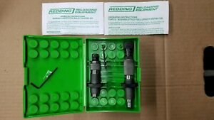 Redding .308 Winchester Type S - Match Die Set Part #36155 WITH EXTRAS!!
